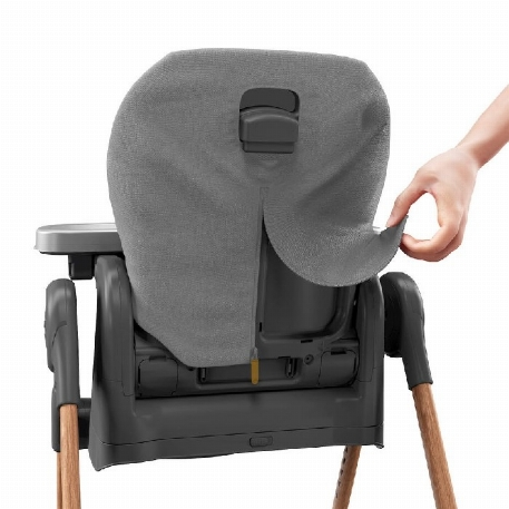 Maxi Cosi, Chaise haute Minla - Gris essentiel