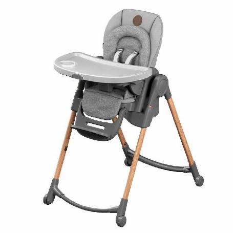 Chaise haute Minla - Gris | Maxi Cosi