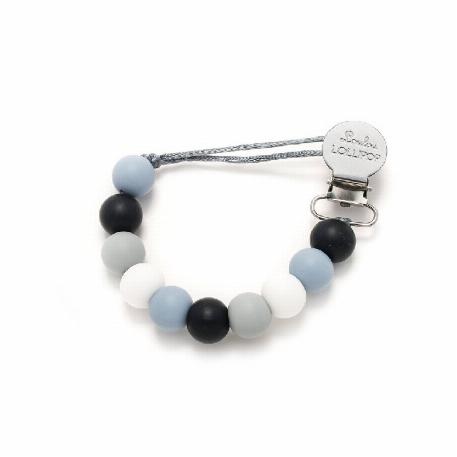 Loulou Lollipop -Attache-Suce, Black Blue