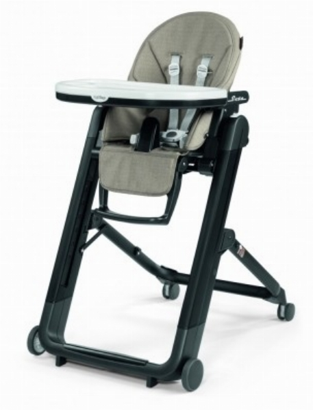 Siesta- Chaise haute- Ginger Grey