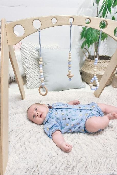 Gym d'activités pour bébé