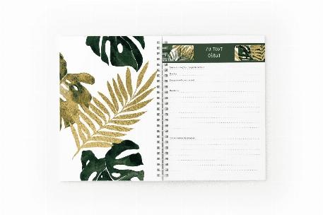 Mon journal de grossesse - Tropical