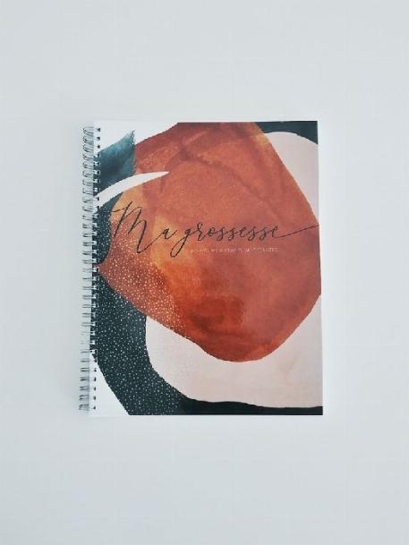 Mon journal de grossesse - Abstrait