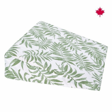 Coussin angulaire - Vert tropical