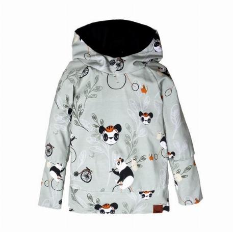 Nine - Hoodie évolutif Pandas 3 - 18 mois