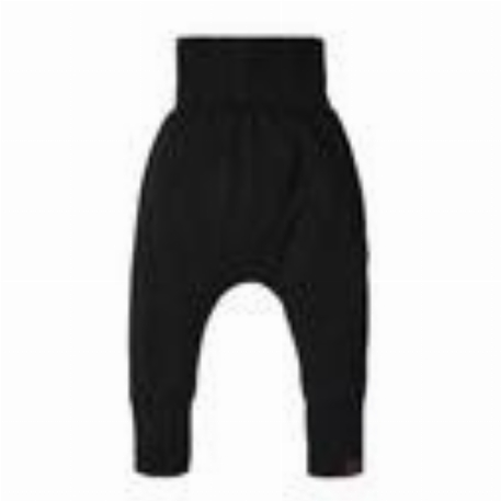Nine - Pantalon évolutif Noir uni