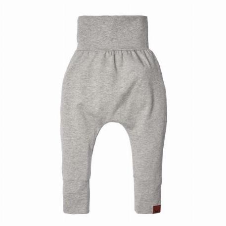 Nine - Pantalon évolutif Gris chiné