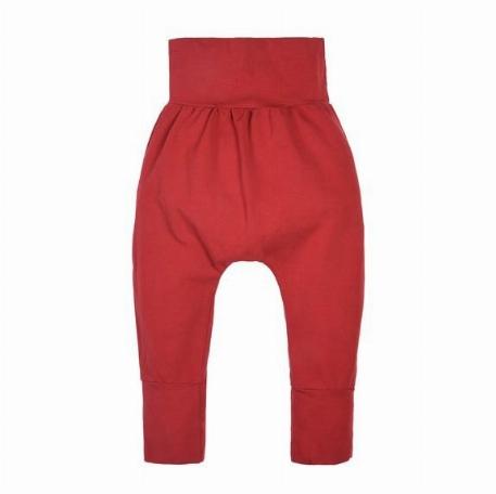 Nine - Pantalon évolutif Rouge rouille