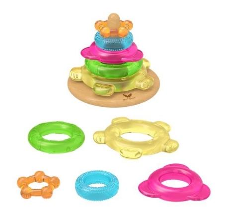 Green Sprouts - Tour de jouets de dentition