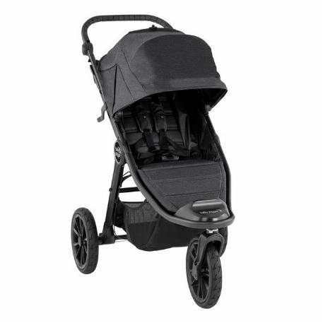Baby Jogger - Poussette City Elite 2, Noir