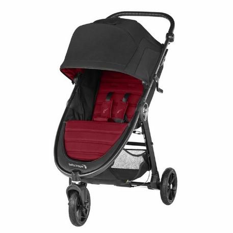 Baby Jogger - Poussette City Mini GT2, Rouge