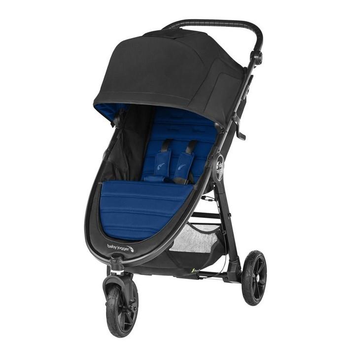 Baby Jogger - Poussette City Mini GT2, Bleu