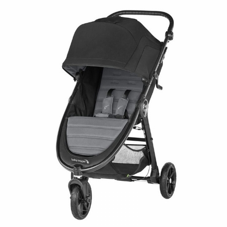 Baby Jogger - Poussette City Mini GT2, Gris