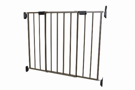 Barrière de sécurité métallique, Bronze - Safety 1st