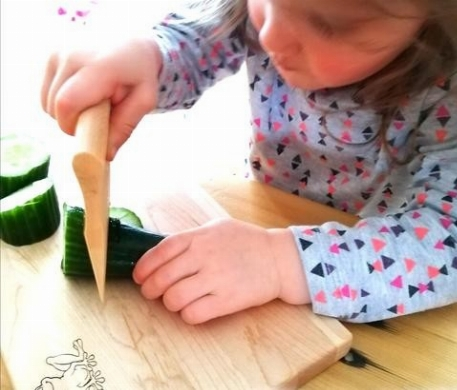 Couteau pour enfants - Rabot D. Bois