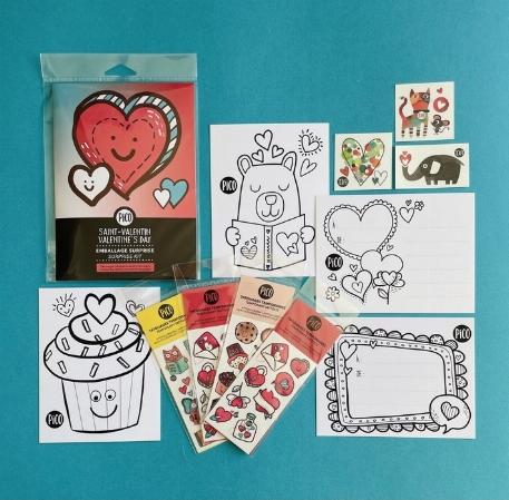 Ensemble pour la St-Valentin - PiCO tatouage