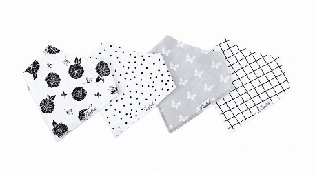 Bavoirs Bandanas - Willow | Cooper Pearl