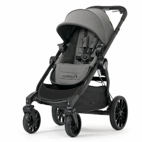 Poussette City Select Lux - Ash | Baby Jogger