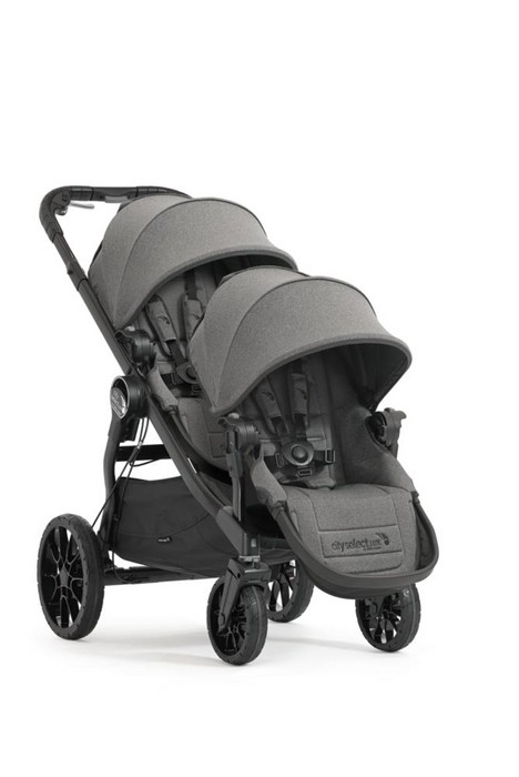 Poussette City Select Lux - Ash/Granite   Baby Jogger