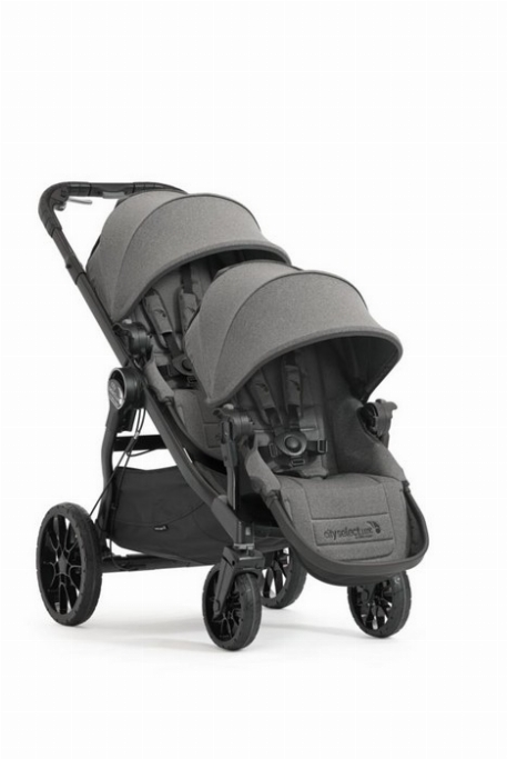 Poussette City Select Lux - Ash/Granite | Baby Jogger