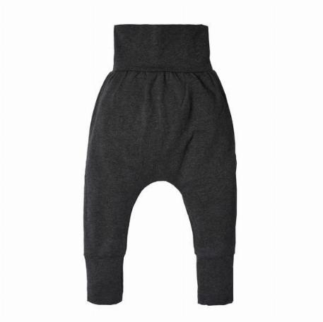 Pantalon évolutif - Charcoal | Nine Clothing