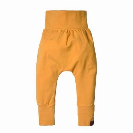 Pantalon évolutif - Moutarde | Nine Clothing