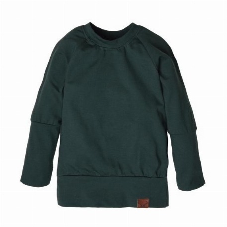 Chandail évolutif - Vert forêt | Nine Clothing