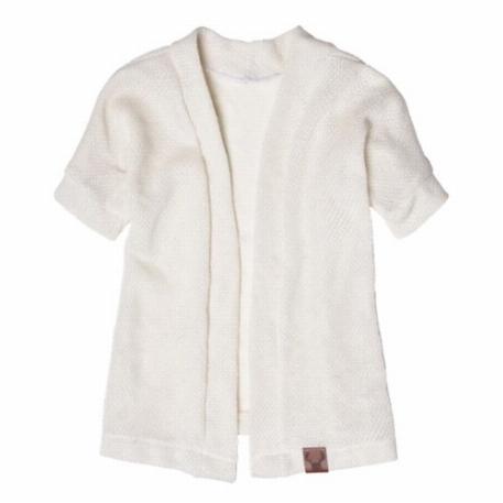Cardigan de tricot - Avoine | Nine Clothing