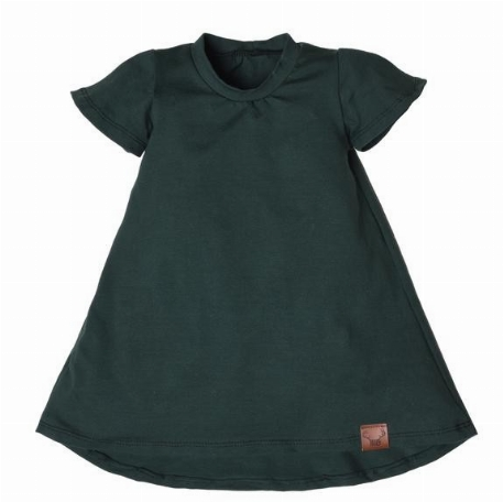 Robe évolutive - Vert forêt | Nine Clothing
