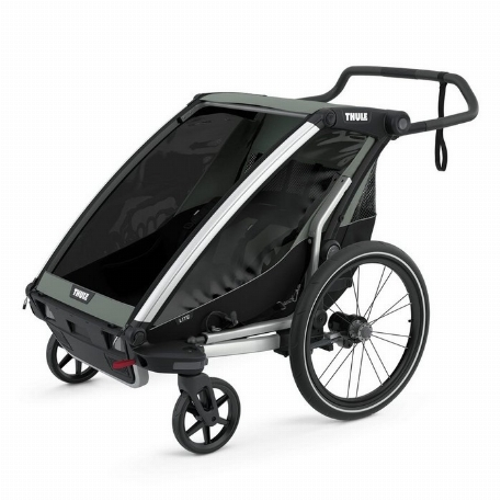 Chariot Lite 2 double - Agave | Thule