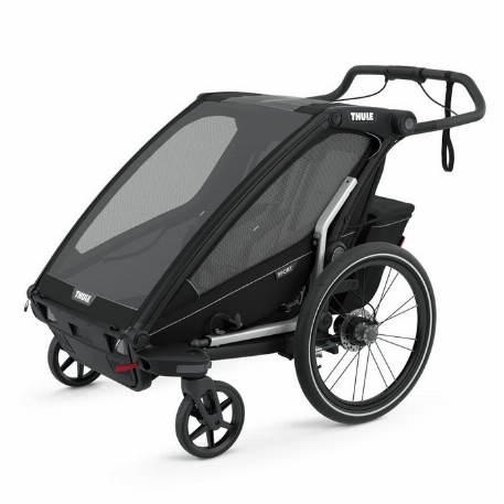 Chariot Sport 2 double - Black | Thule