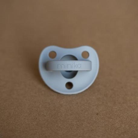 Suce en silicone 0-12 mois - Stone | Minika