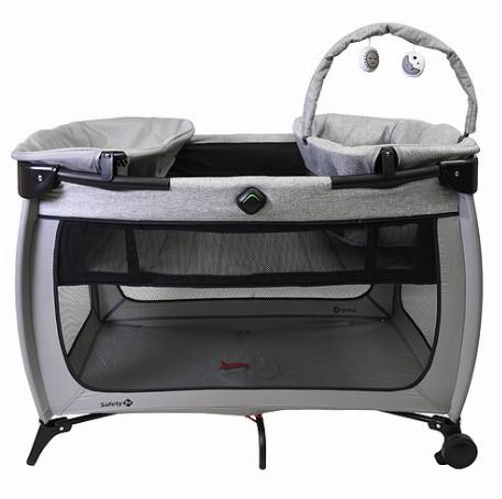Safety 1st - Parc pour enfant avec bassinette et support à langer