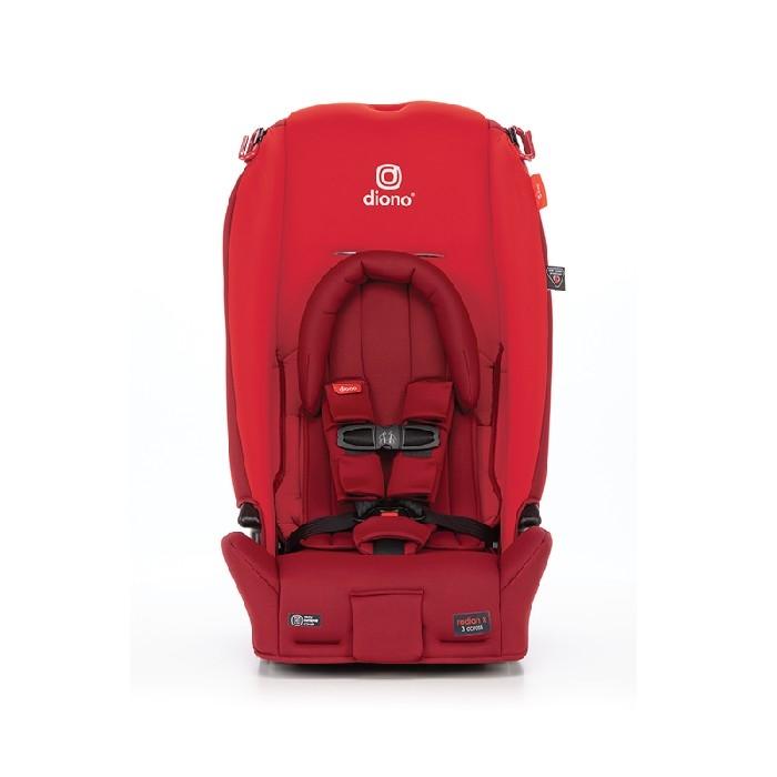 Diono- Siège d'auto, Radian 3 RX, Red Cherry
