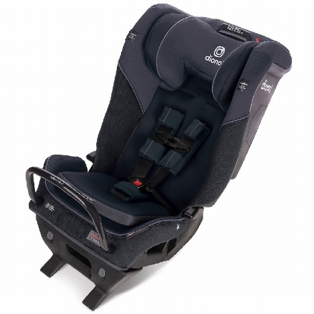 Diono, Siège d'auto- Radian 3QX  Latch, Black Jet