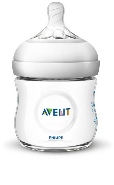 Biberon naturel - 4 oz | Philips Avent
