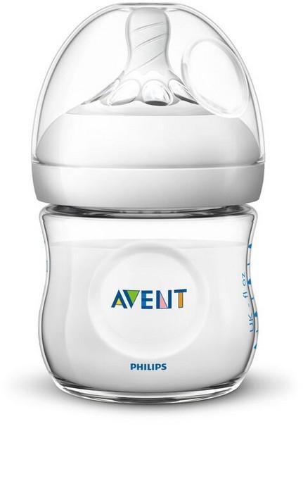 Biberons naturels - 4 oz | Philips Avent