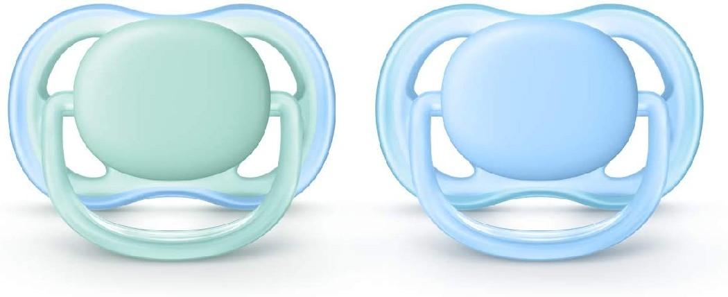 Philips AVENT - Ultra Air 0-6M - Bleu/Vert
