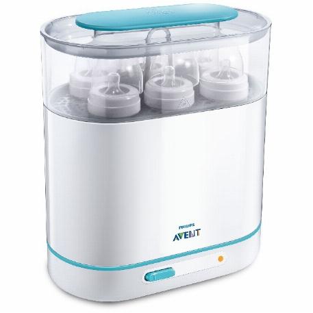 Stérilisateur à vapeur électrique 3 en 1 | Philips Avent