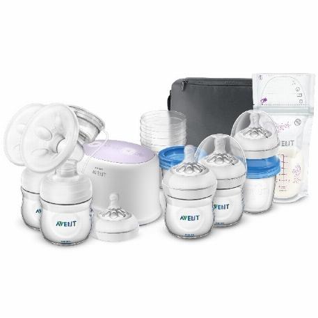 Tire-lait électrique double & Accessoires | Philips Avent