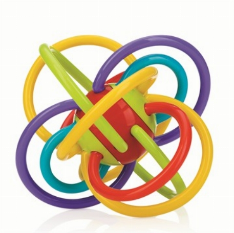 Nuby, Le jouet de dentition Lots-a-Loops