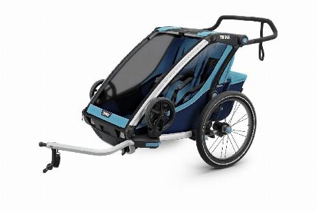 Thule- Chariot Cross 2, bleu